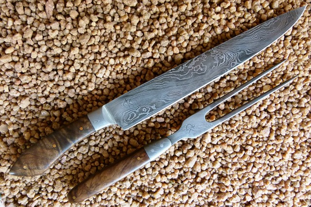 kappetijn-damascus-carving-knife-set