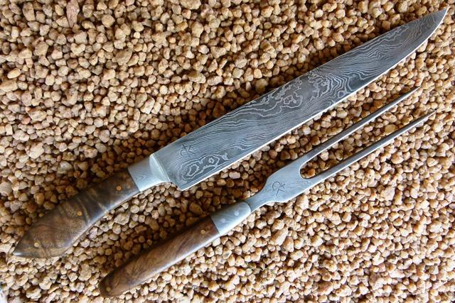 kappetijn-damascus-carving-knife-set