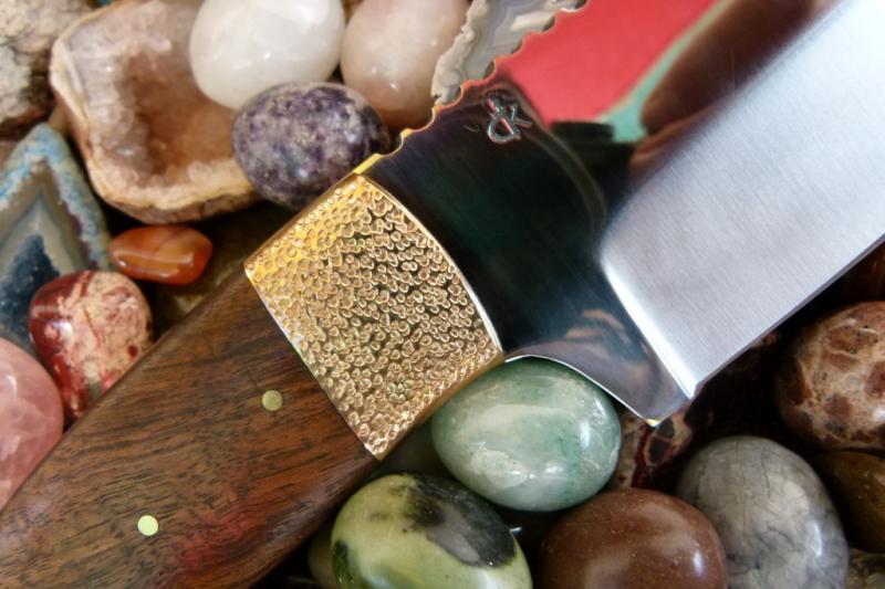 handmade-stainless-steel-fixed-blade-knives